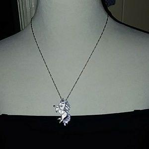 Brand New Unicorn pendant and chain !Adorable!
